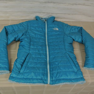 The NORTH FACE Large 14/16 Girl REVERSIBLE Jacket
